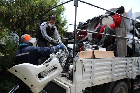 BISA Seguros promueve la reutilización de residuos
