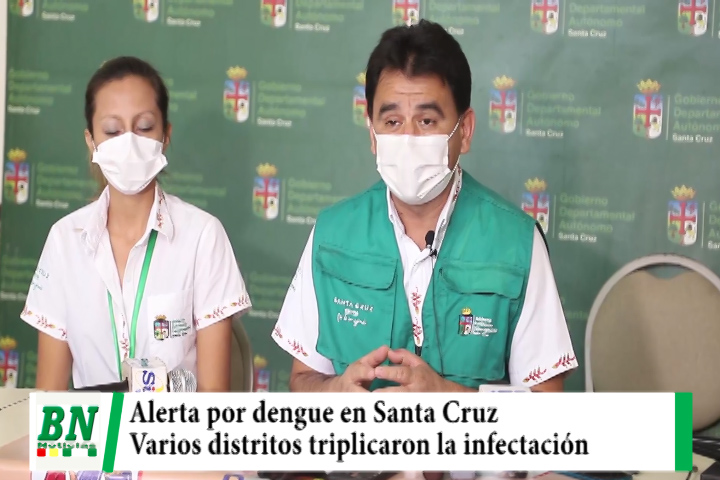 Alerta por dengue, en varios distritos se triplicó la infectación al aumentar criaderos de mosquitos