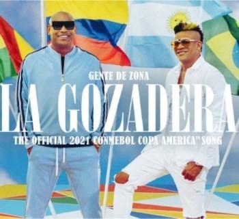"""Gente de Zona presenta """"La Gozadera"""", la canción oficial de la Copa América"""