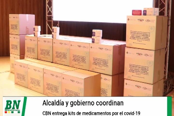 Alerta coronavirus, Bajan contagios y fallecidos altos. entregan kits de medicina y habilitan 3 puntos de vacunación