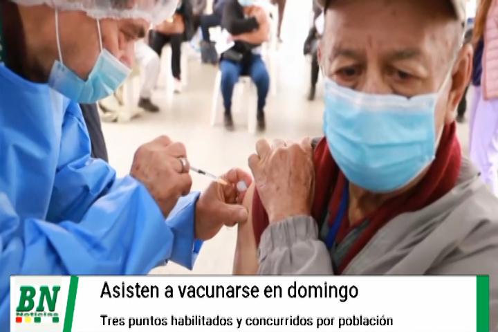 Alerta coronavirus, Recuperados pasan los mil y desaceleración sigue, vacunación exitosa en domingo, cumplan medidas