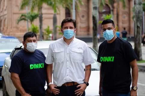 Dinki incentiva la vacunación entre sus usuarioscon dos pasajes a Cancún y vales para la aplicación