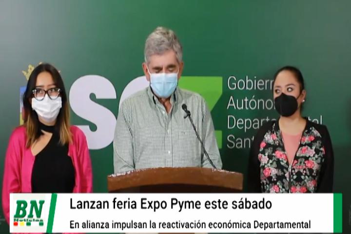 Este sábado se realizará la feria Expo Mype que se realizará en la Manzana Uno y busca impulsar la reactivación