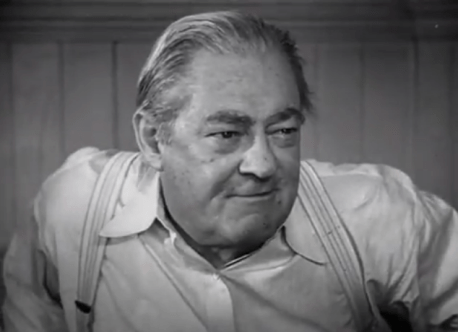 Lionel Barrymore Key Largo