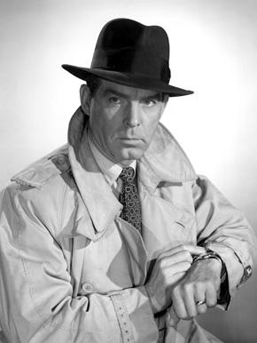 PUSHOVER, Fred MacMurray, 1954