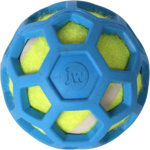JW Pet ProTen Hol-ee Roller Ball