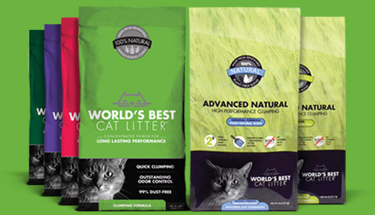 $2 off Coupon | Why Switch to World's Best Cat Litter