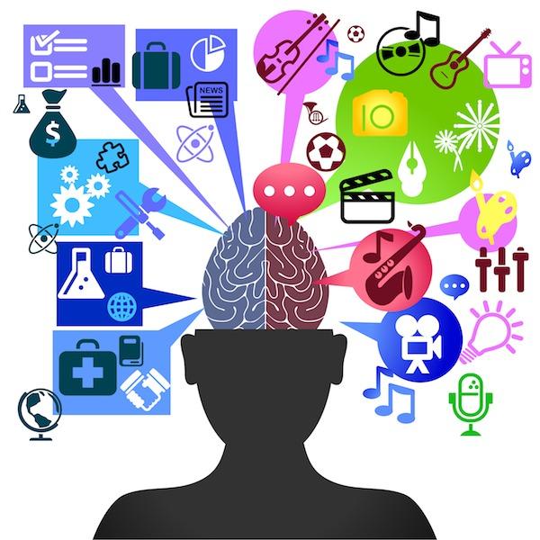 عشرات الأمور التي تشغل عقلنا