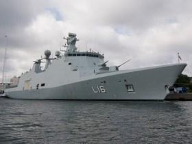 البحرية الدنماركية و البحار المصري