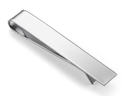 Tie Clip In Stainless Steel Blue Nile