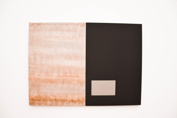 MATHIAS PÖSCHL, exhibition view »The Poetics of the Material«, Leopold Museum, Vienna, 2016 (1)