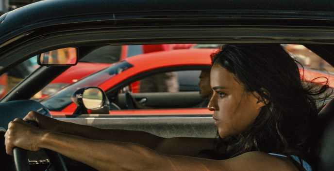 Michelle Rodriguez on Ridin'Girls Blog