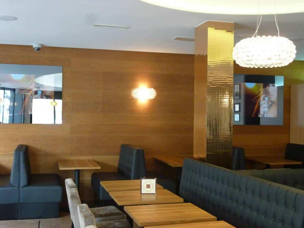 Agencement Et Dcoration Dintrieur Pour Restaurants