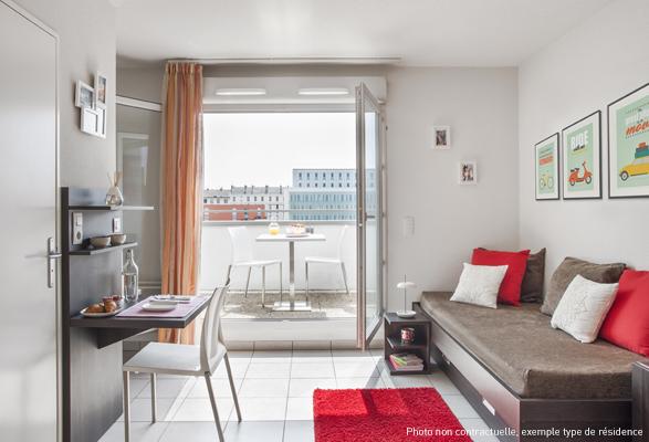 Appartement tudiant Lyon  Les Belles Annes