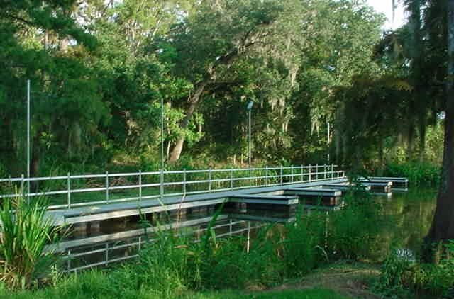 FAIRVIEW-RIVERSIDE STATE PARK, LOUISIANA STATE PARKS