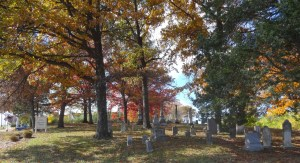 SAPPINGTON CEMETERY STATE HISTORIC SITE