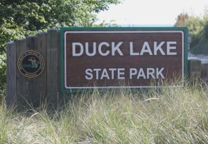 DUCK LAKE STATE PARK