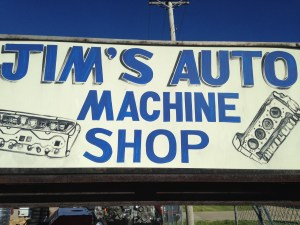 JIM'S AUTO MACHINE SHOP
