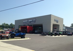 MARK MARTIN POWERSPORTS & MARINE