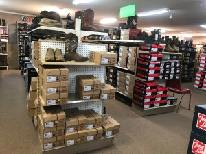 THE BOOT STORE