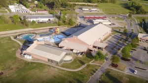 PARAGOULD COMMUNITY CENTER  AND AQUATIC CENTER