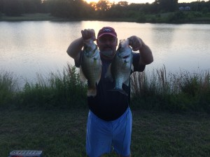 ARKANSAS CRAPPIE FISHING