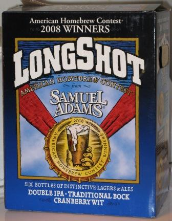 Long Shot box