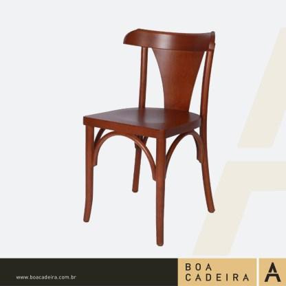 Cadeira de Madeira Italia