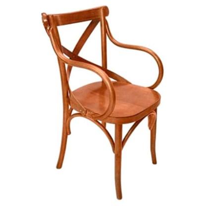 Cadeira de Madeira com Braço Recife