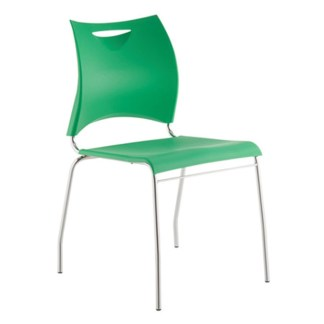 Cadeira de Metal Empilhável BAURU 2