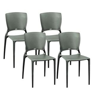 Cadeira de Polipropileno e Fibra de Vidro ITAPEMIRIM 01