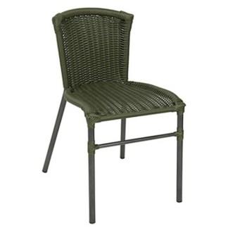 Cadeira de Rattan Empilhável 02