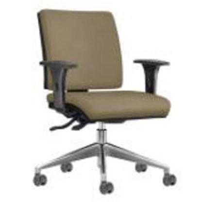 Cadeira Diretor Giratória com Braço Regulável ARARUNA