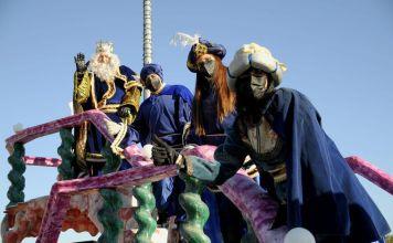 Cabalgata de Reyes de Boadilla