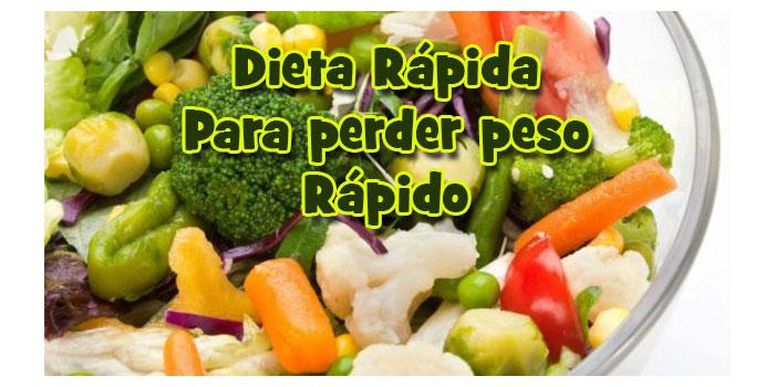 Dieta rápida para perder peso rápido - Boa Forma Inteligente