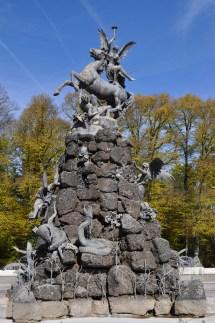 Fama Fountain Herrenchiemsee