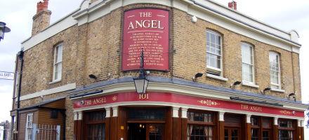 The Angel pub, Bermondsey