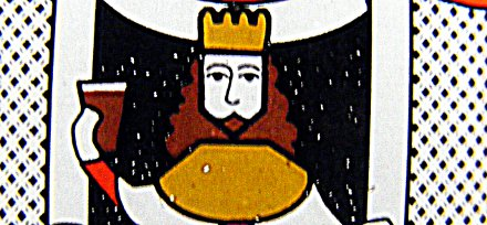 Detail from the logo of CAMRA Kernow