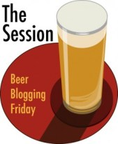 The beer blogging Session logo.