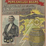 Advertisement for Waltham Brothers Brewery, 1866.