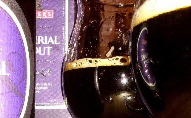 Fuller's Imperial Stout.