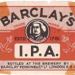 Barclay's IPA
