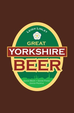 Great Yorkshire Beer cover.