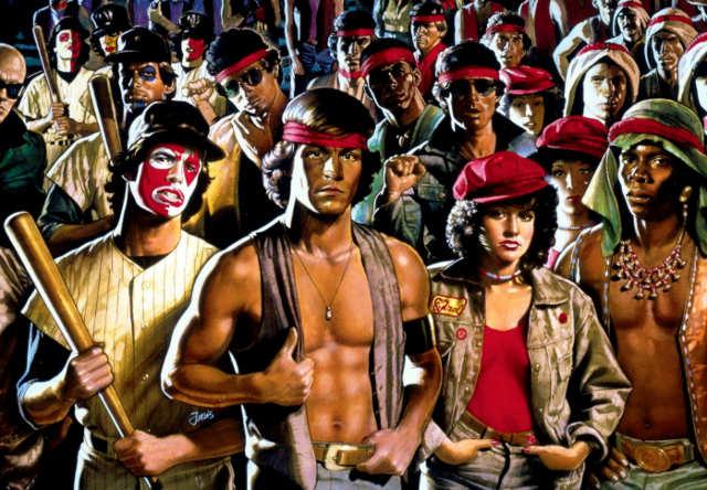 Artwork for the Warriors.