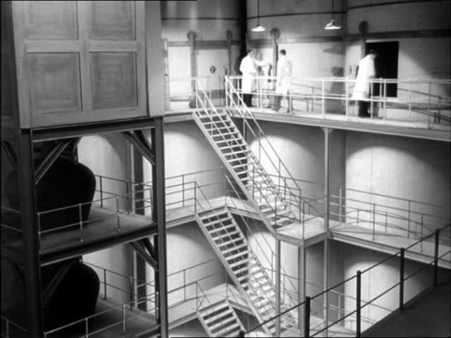 Ironside Brewery as seen in Cheer Boys Cheer, 1939.