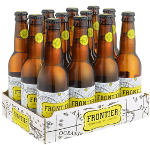 Fuller's Frontier Craft Lager.