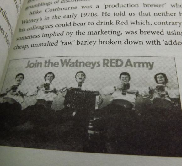 One of the many rare images that illustrates the book.