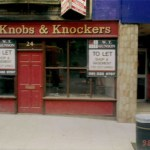 The premises that would become North Bar, Leeds, before its refurbishment. (SOURCE: North Bar.)