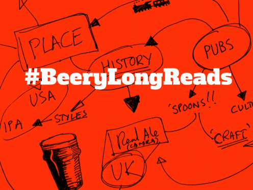 #BeeryLongReads illustration.