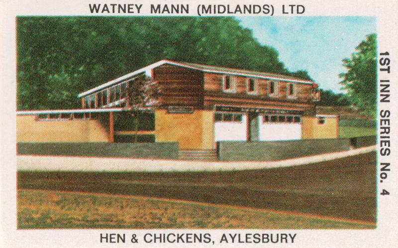 The Hen & Chickens, Aylesbury.